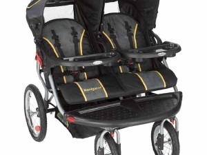 Review: Baby Trend Navigator Double Jogging Stroller