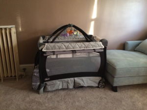 Review: Chicco Lullaby LX Playard