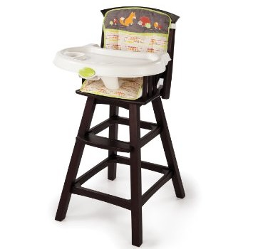 Review: Summer Infant Classic Comfort High Chair